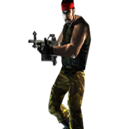 Guerilla selection hud