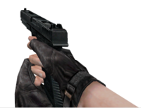 V glock18 csx