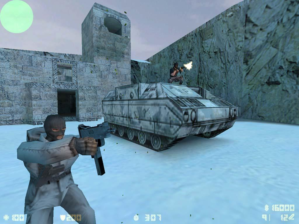 Counter Strike 1.6 System Requirements