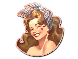 File:Csgo-stickers-pinups capsule-ivette.png