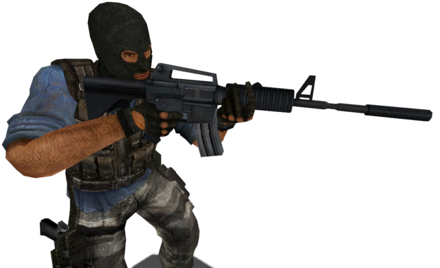 File:P m4a1 sil css.png