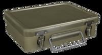 Grenade box closed