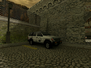 De piranesi Black Mesa SUV