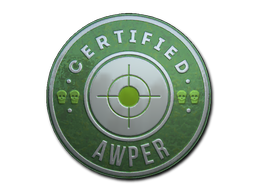 File:Csgo-stickers-team roles capsule-awper foil.png