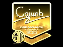 File:Csgo-cluj2015-sig cajunb gold large-10-23.png