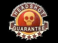 Headshot guarantee large pw
