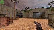 De airstrip