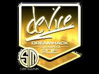 Csgo-cluj2015-sig device gold large