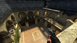 De chateau bombsite B trick 4