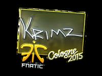 Csgo-col2015-sig krimz foil large