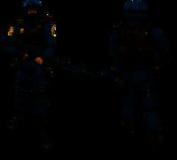 Swat miami model