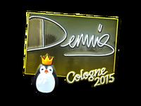 Csgo-col2015-sig dennis foil large
