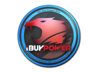 Sticker-cologne-2014-iBUYPOWER-market