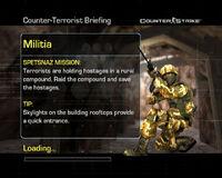 Xbox cs militia ct