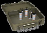 Grenade box smokegrenade