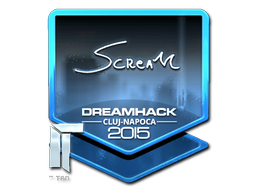 File:Csgo-cluj2015-sig scream foil large.png