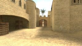 CSS Dust2 Middle