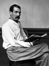 Richard Francis Burton by Rischgitz, 1864