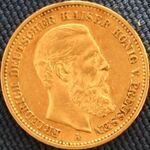 Preußen Friedrich III 20 Mark