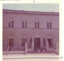 The U.S. Mint in Denver (1972)