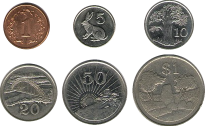 Zimbabwe Collectible Currency