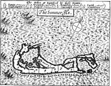 1614 Map of Bermuda
