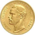 Ernst Ludwig gold 1893