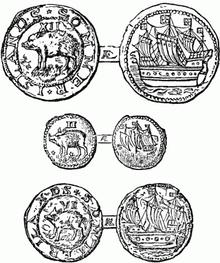 Historic Bermuda Hog Money