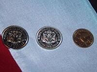 Sealand Coins Flag