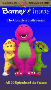 Barney and friends complete series / Saint paul hotel minnesota