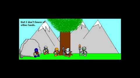 Toatapio Nuva's Comics Quest for the Four Great Lands