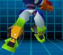 Wide Jump Legs