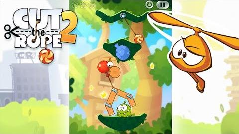 Cut the Rope 2 Official Game Trailer