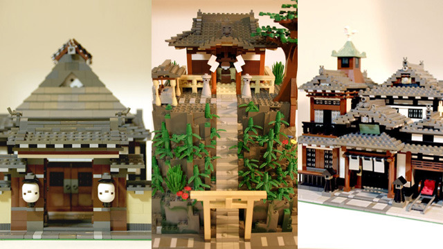 Japanese Old Style Architecture Cuusoo Wiki Fandom