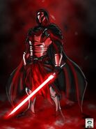 Darth Revan Devis's drawing