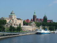 Ravenspur Poland Szczecin Panorama
