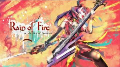 Cytus Chapter S - Symphony - Rain of Fire
