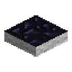 Obsidian Pressure Plate (Silent)