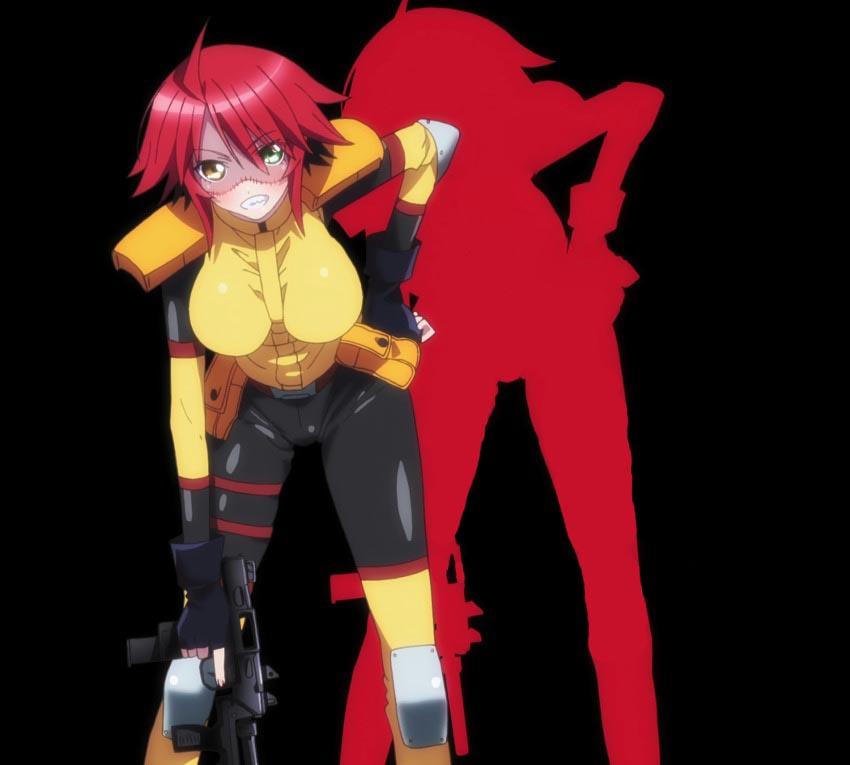 Street fighter futa