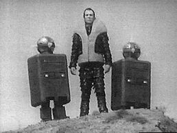 Doctor Who The Dominators Quarks and Toba