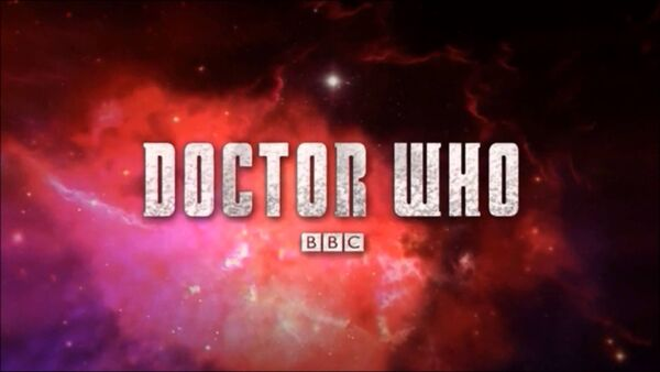 Doctor Who Latest Logo