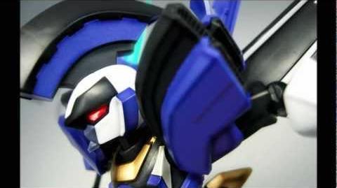 ダンボール戦機BOOST OP Little Blue BoX「ファイティングポーズ」full