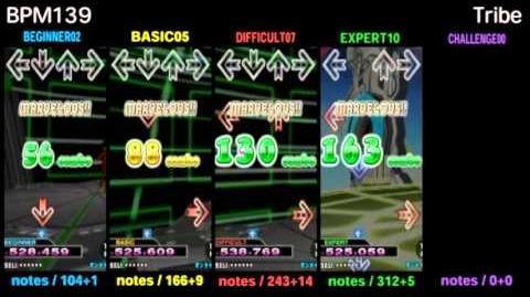 DDR X3 Tribe - SINGLE
