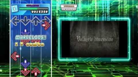 Valkyrie dimension Single Challenge