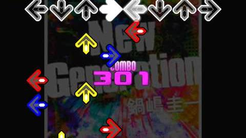 【DDR 2013】 New Generation DOUBLE CHALLENGE