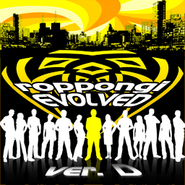 Roppongi EVOLVED ver.D-jacket