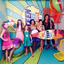 Teen Choice Awards 10Aug2014 Gianna Instagram