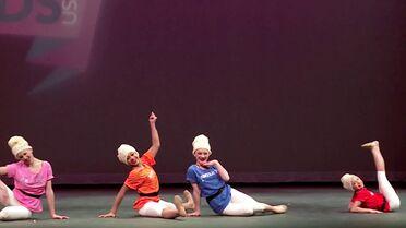 Seven Dancers extra - 1m29s