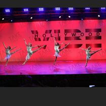 Nationals Group Dance - Hollywood Vibe