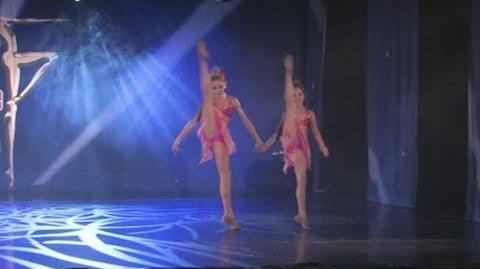 Inside of Me-NYCDA Full Dance-Chloe Maddie Duet